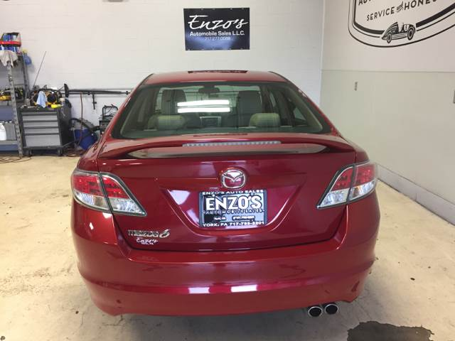 2009 Mazda MAZDA6 i Grand Touring 4dr Sedan 5A - York PA