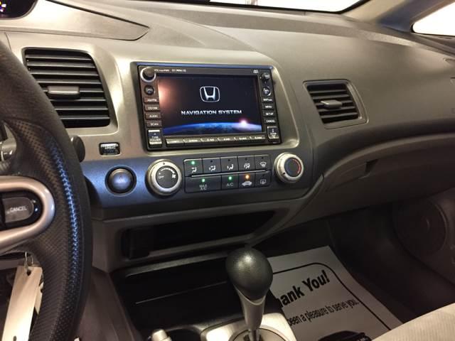 2009 Honda Civic EX 4dr Sedan 5A w/Navi - York PA