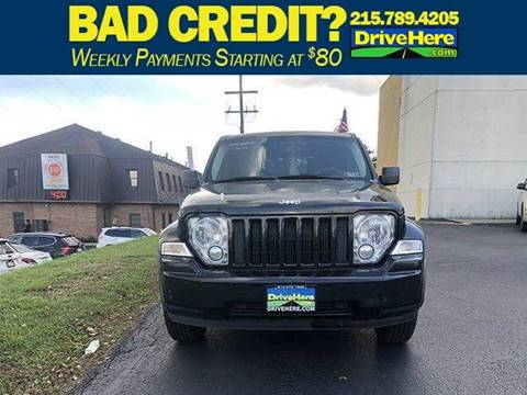 2010 Jeep Liberty for sale in Conshohocken, PA