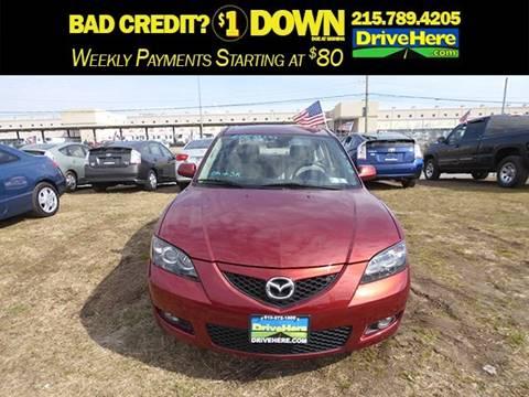 2009 Mazda MAZDA3 for sale in Philadelphia, PA