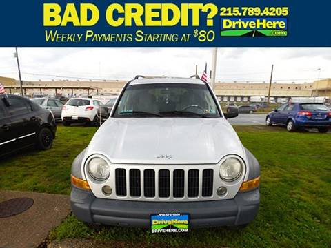 2006 Jeep Liberty for sale in Philadelphia, PA
