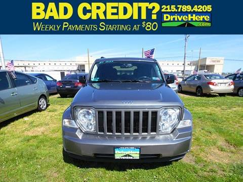 2012 Jeep Liberty for sale in Philadelphia, PA