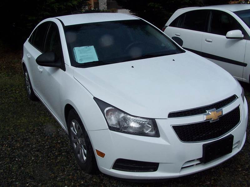 2011 Chevrolet Cruze for sale at M & M Auto Sales LLc in Olympia WA