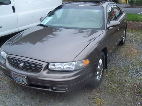 2002 Buick Regal for sale in Olympia, WA