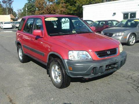 1999 Honda CR-V for sale at Liberty Motors in Chesapeake VA