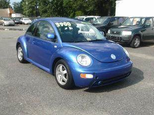 1999 Volkswagen New Beetle for sale at Liberty Motors in Chesapeake VA