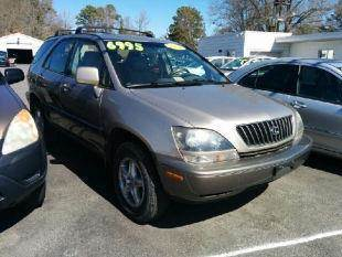 1999 Lexus RX 300 for sale at Liberty Motors in Chesapeake VA