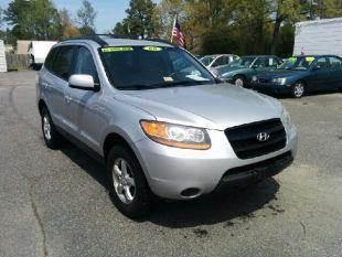 2008 Hyundai Santa Fe for sale at Liberty Motors in Chesapeake VA
