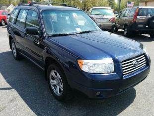 2006 Subaru Forester for sale at Liberty Motors in Chesapeake VA