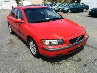 2001 Volvo S60 for sale at Liberty Motors in Chesapeake VA