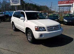 2005 Toyota Highlander for sale at Liberty Motors in Chesapeake VA