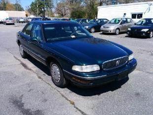 1998 Buick LeSabre for sale at Liberty Motors in Chesapeake VA