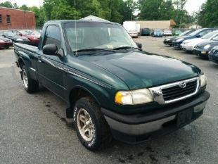1998 Mazda B-Series Pickup for sale at Liberty Motors in Chesapeake VA