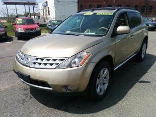 2006 Nissan Murano for sale at Liberty Motors in Chesapeake VA