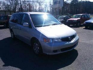2002 Honda Odyssey for sale at Liberty Motors in Chesapeake VA