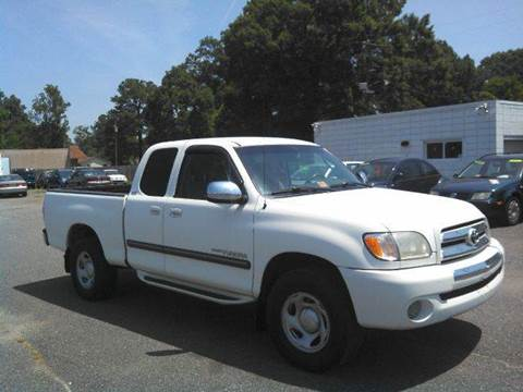 2003 Toyota Tundra for sale at Liberty Motors in Chesapeake VA
