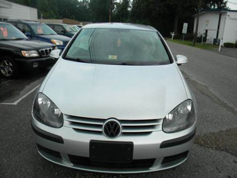 2007 Volkswagen Rabbit for sale at Liberty Motors in Chesapeake VA