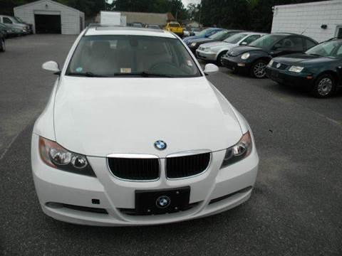 2006 BMW 3 Series for sale at Liberty Motors in Chesapeake VA