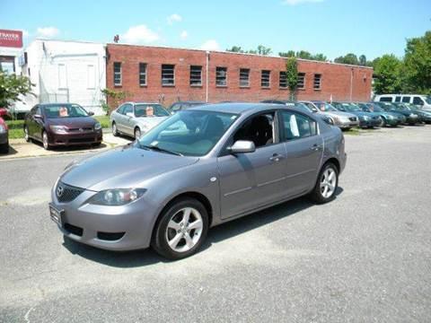 2006 Mazda MAZDA3 for sale at Liberty Motors in Chesapeake VA