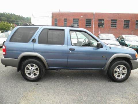 1999 Nissan Pathfinder for sale at Liberty Motors in Chesapeake VA
