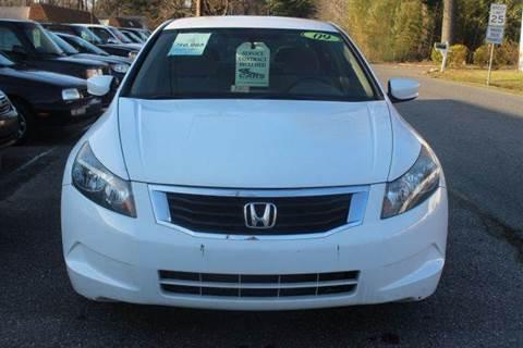 2009 Honda Accord for sale at Liberty Motors in Chesapeake VA