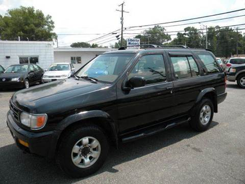 1997 Nissan Pathfinder for sale at Liberty Motors in Chesapeake VA