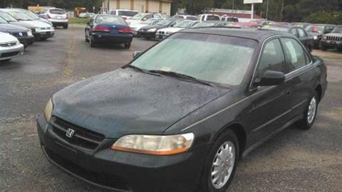 1999 Honda Accord for sale at Liberty Motors in Chesapeake VA