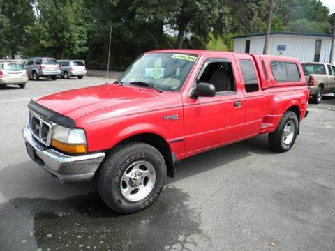 1999 Ford Ranger for sale at Liberty Motors in Chesapeake VA