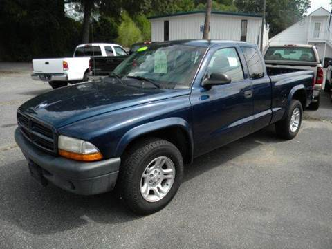 2003 Dodge Dakota for sale at Liberty Motors in Chesapeake VA