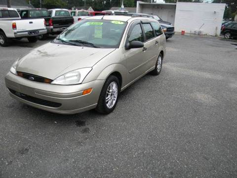 2002 Ford Focus for sale at Liberty Motors in Chesapeake VA