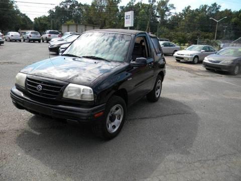 2002 Suzuki Vitara for sale at Liberty Motors in Chesapeake VA