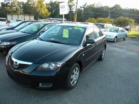 2009 Mazda MAZDA3 for sale at Liberty Motors in Chesapeake VA