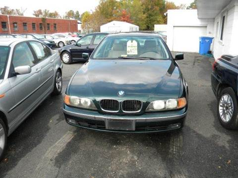 1997 BMW 5 Series for sale at Liberty Motors in Chesapeake VA