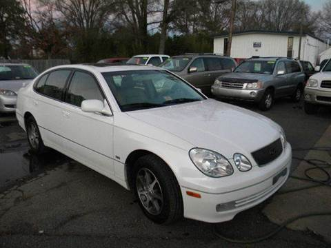 2000 Lexus GS 300 for sale at Liberty Motors in Chesapeake VA