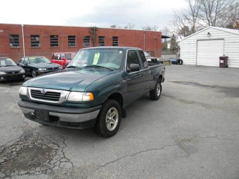1999 Mazda B-Series Pickup for sale at Liberty Motors in Chesapeake VA