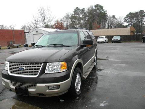 2005 Ford Expedition for sale at Liberty Motors in Chesapeake VA
