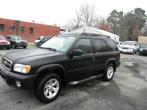 2003 Nissan Pathfinder for sale at Liberty Motors in Chesapeake VA