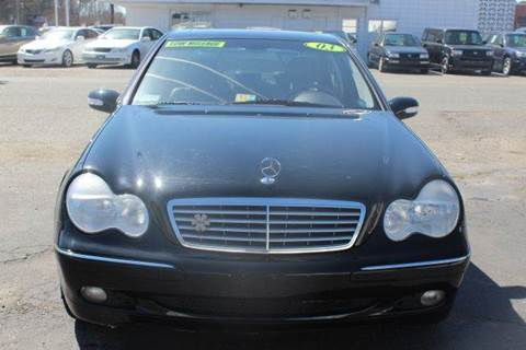 2003 Mercedes-Benz C-Class for sale at Liberty Motors in Chesapeake VA