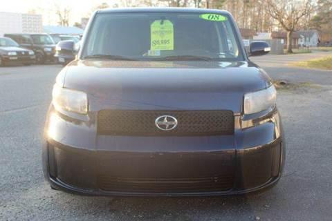 2008 Scion xB for sale at Liberty Motors in Chesapeake VA