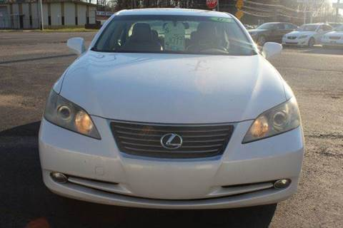 2007 Lexus ES 350 for sale at Liberty Motors in Chesapeake VA