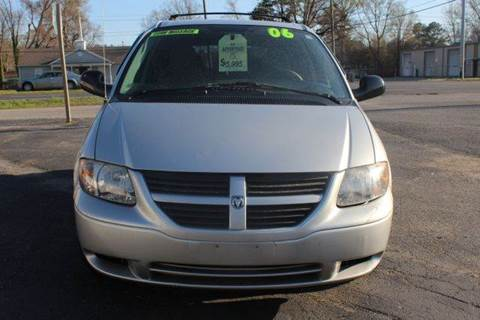 2006 Dodge Caravan for sale at Liberty Motors in Chesapeake VA
