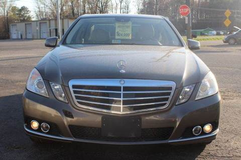 2011 Mercedes-Benz E-Class for sale at Liberty Motors in Chesapeake VA
