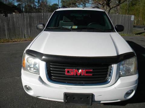 2004 GMC Envoy XL for sale at Liberty Motors in Chesapeake VA
