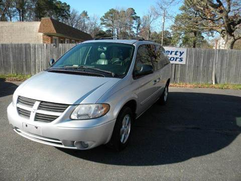 2005 Dodge Grand Caravan for sale at Liberty Motors in Chesapeake VA