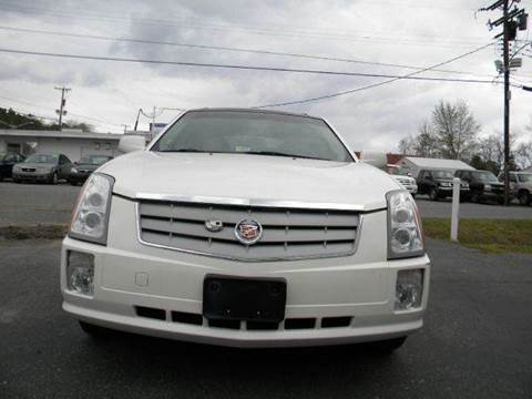 2006 Cadillac SRX for sale at Liberty Motors in Chesapeake VA