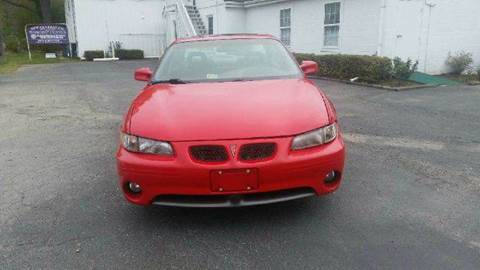 1997 Pontiac Grand Prix for sale at Liberty Motors in Chesapeake VA