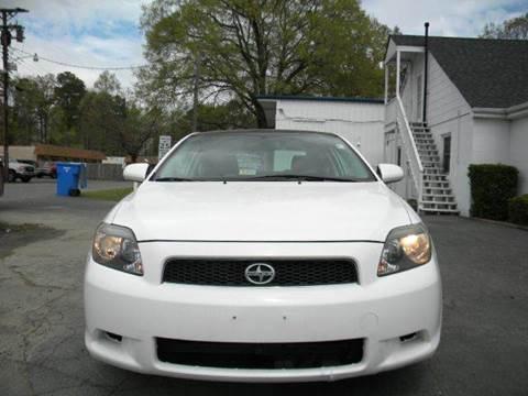 2007 Scion tC for sale at Liberty Motors in Chesapeake VA