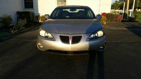 2006 Pontiac Grand Prix for sale at Liberty Motors in Chesapeake VA