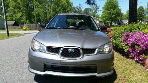 2006 Subaru Impreza for sale at Liberty Motors in Chesapeake VA