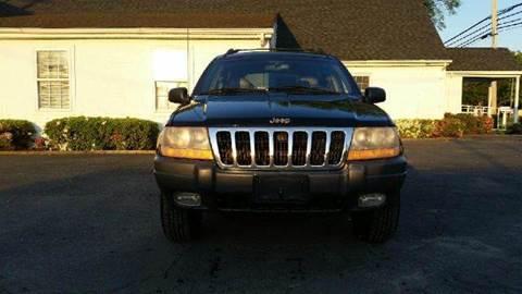 2001 Jeep Grand Cherokee for sale at Liberty Motors in Chesapeake VA